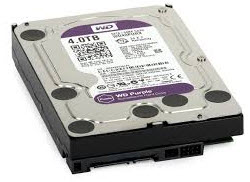 ็Harddisk WD Purple Forcctv 1 TB
